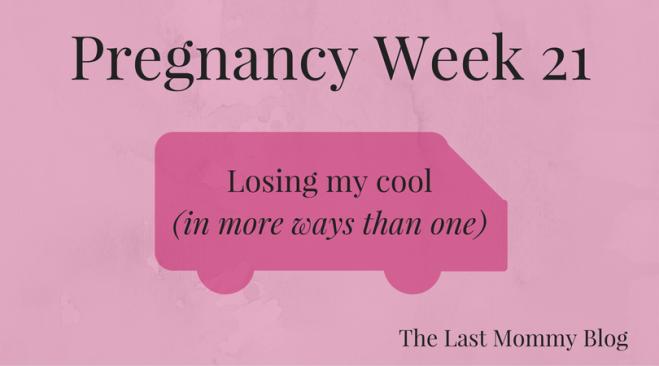Pregnancy Week 21-